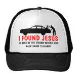 I found Jesus spoof Cap