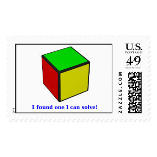 I found one I can solve! Postage