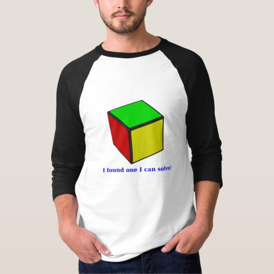 I found one I can solve! T-Shirt