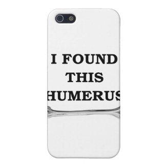 i found this humerus. iPhone 5 case