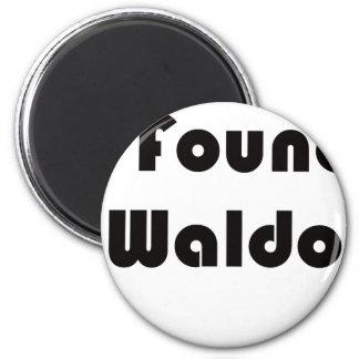 I Found Waldo!!!! Magnet