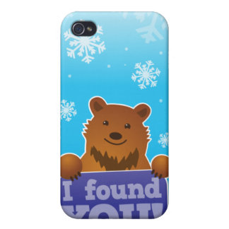 I found you winter  iPhone 4 cover
