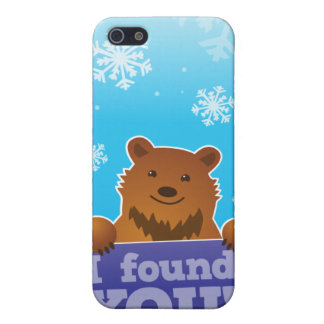 I found you winter  iPhone SE/5/5s cover