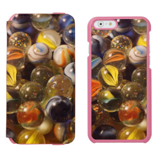 I Found your Marbles iPhone 6/6s Wallet Case