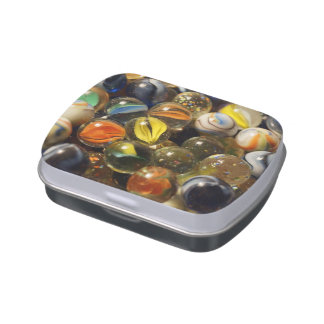 I Found your Marbles Jelly Belly Candy Tin