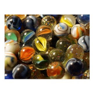 I Found your Marbles Postcard