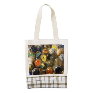 I Found your Marbles Zazzle HEART Tote Bag