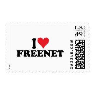 I freenet 1 del corazón sello