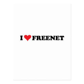 I freenet 2 del corazón postal