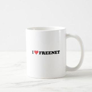 I freenet 2 del corazón taza de café