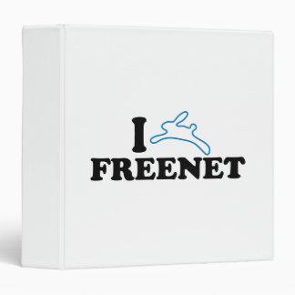 """I freenet del conejito carpeta 1 1/2"""""""