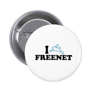 I freenet del conejito pin