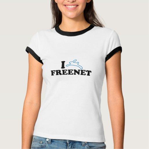 I freenet del conejito playera