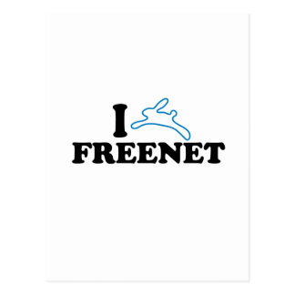 I freenet del conejito tarjetas postales