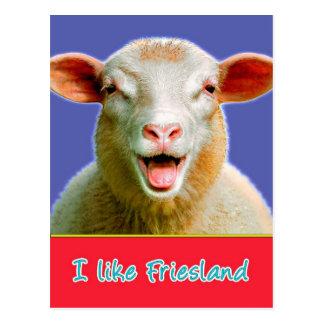 I Frisia like Tarjetas Postales