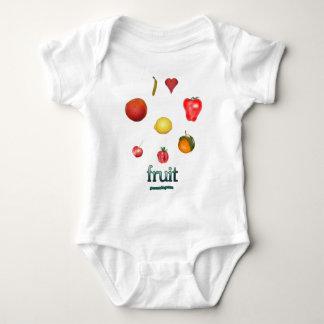 I fruta del corazón tee shirts