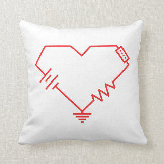 i fry your circuits pillow