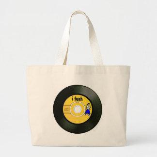 I Funk Canvas Bags