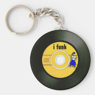 I Funk Keychain