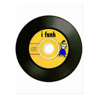 I Funk Postcard