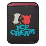 I Furby Ice Cream iPad Sleeves