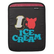 I Furby Ice Cream Sleeve For iPads