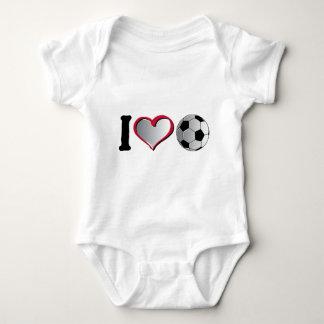 I fútbol del corazón playera