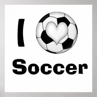 I fútbol del corazón póster