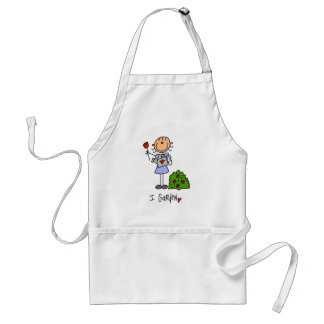 I Garden Tshirts and Gifts Adult Apron