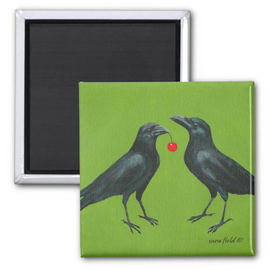 I gave my love a cherry magnet