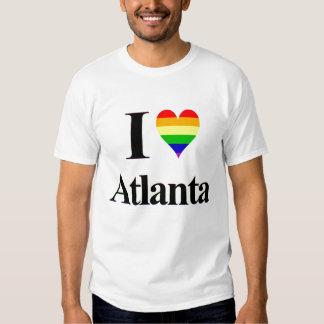 I Gay Heart Atlanta Georgia T Shirt