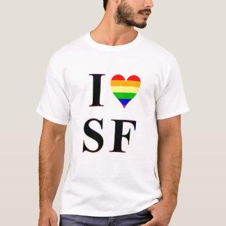 I Gay Heart San Francisco T-Shirt