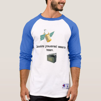 I geocache satellite search team T-Shirt