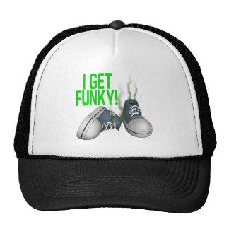 I Get Funky Trucker Hat