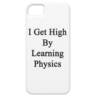 I Get High By Learning Physics iPhone 5 Covers