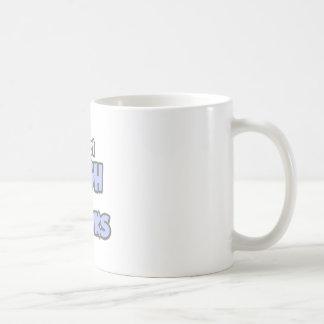 I Get High On Books Classic White Coffee Mug