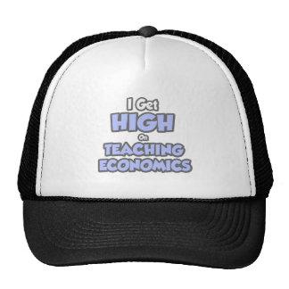 I Get High On Teaching Economics Hat