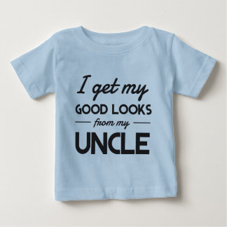 I get my good looks from my uncle t shirt