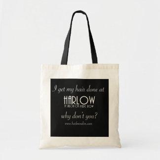 """""""I Get My Hair Done At Harlow"""" Bag"""