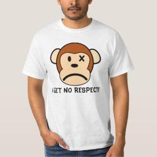 I get no respect, Momkey T-shirts