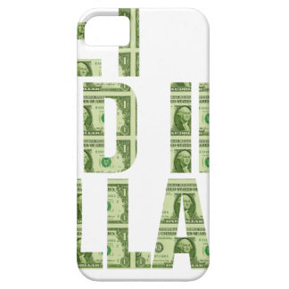 I Get Paid In Dollars iPhone 5 Covers
