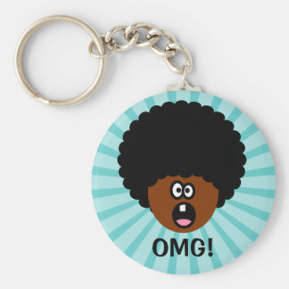 I get the real world and my internet life confused keychain