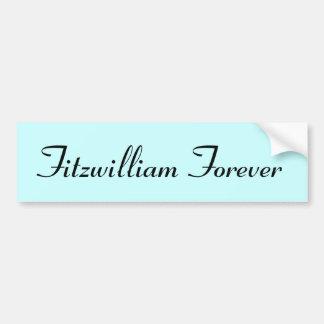 I Get to Call Mr. Darcy Fitzwilliam Austen Quote Bumper Sticker