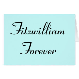 I Get to Call Mr. Darcy Fitzwilliam Austen Quote Stationery Note Card