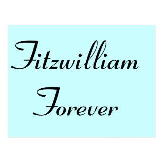 I Get to Call Mr. Darcy Fitzwilliam Austen Quote Postcard
