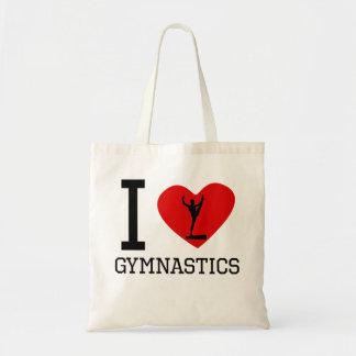 I gimnasia del corazón bolsa tela barata