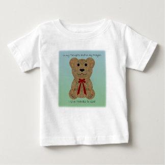 I Give Thanks To God Baby T-Shirt