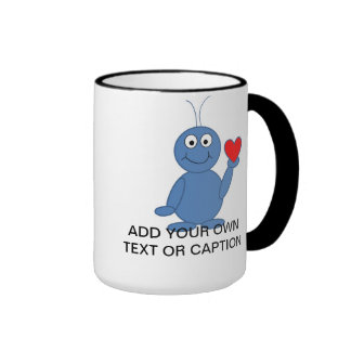 I Give You My Heart Coffee Mug -Add Your Own Text