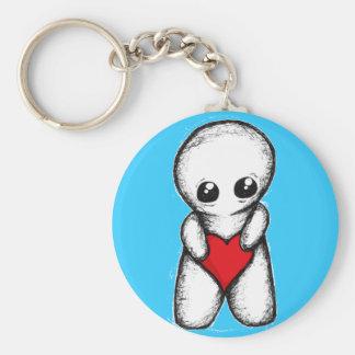 I Give You My Heart Keyring Keychain