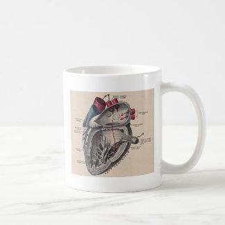I give you my heart coffee mug
